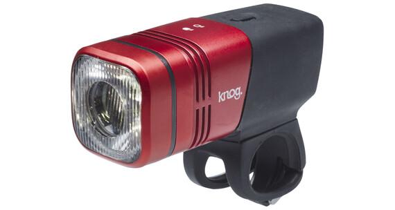 Knog Blinder Beam 170 etuvalo 1 valkoinen LED, standard , punainen